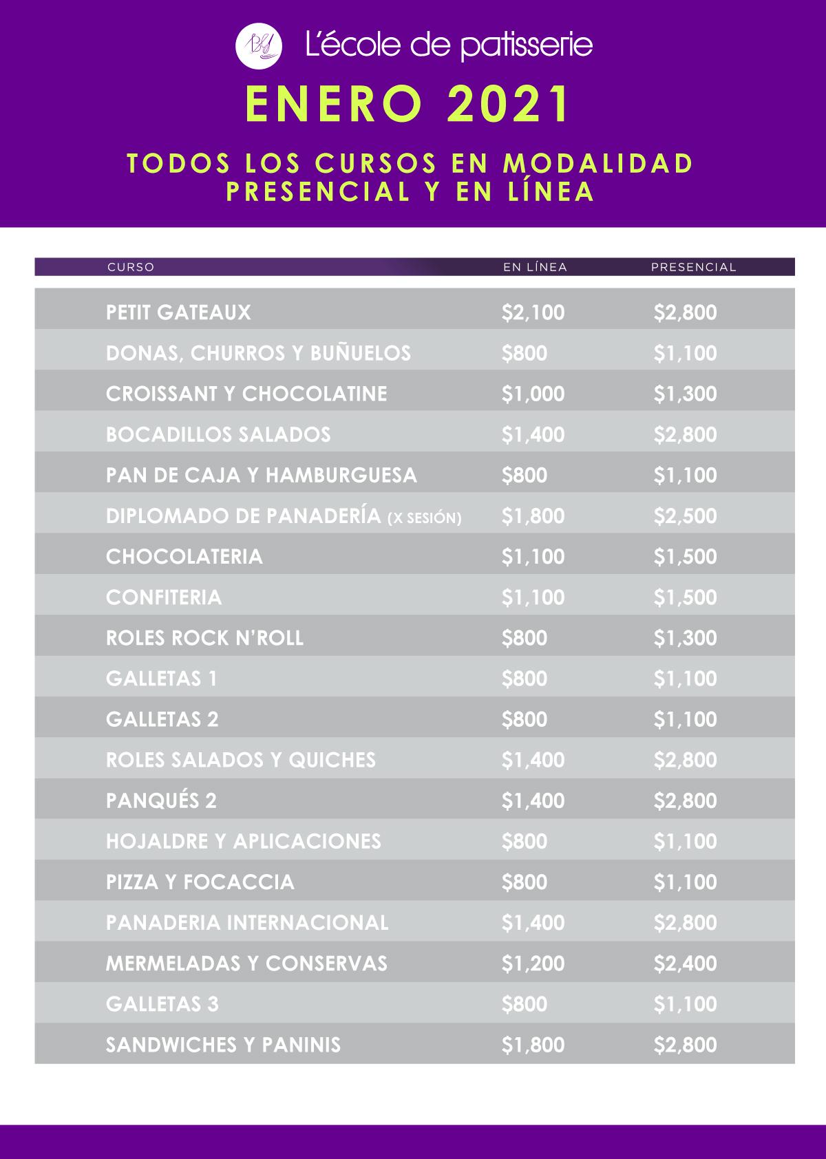 LEC_calendario0121-Precios